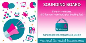 Book our September Sounding Board Event